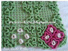 Crochet Mat, Crochet Doilies, Crochet Stitches, Wiggly Crochet Patterns, Hot Pads, Diy And Crafts, Applique, Blanket, Double Crochet