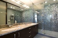28 Nice Pictures Of Glass Tile Designs Bath Porcelain Shower ...