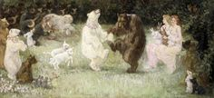 Frederick Stuart Church - The Rites of Spring - art prints and posters