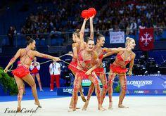 Group Russia, World Championships (Pesaro) 2017