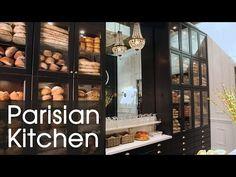 Parisian Kitchen Décor Inspiration - YouTube