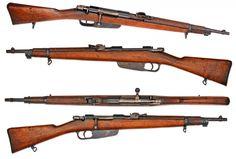 Italian Rifle Carcano M38 SR