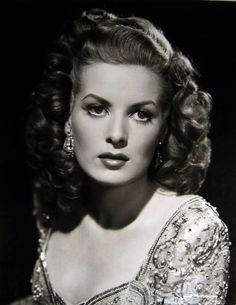 Beautiful Maureen O'hara