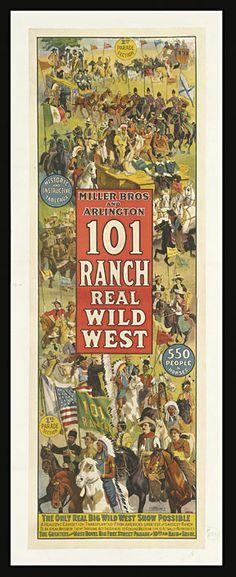 101 Ranch Wild West Show