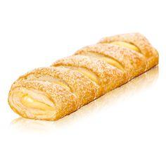 Caña de Crema pastelera, pastelería siempre a punto