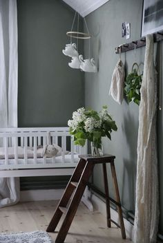 Sometimes all you need is a standout piece in a nursery. Our swan mobile is timeless and elegant and detailed with the finest embroidery. Shop the Cam Cam swan mobile in our store. We have 1 left. Baby Bedroom, Baby Room Decor, Nursery Room, Boy Room, Kids Bedroom, Nursery Decor, Fixer Upper Bedrooms, Deco Kids, Bohemian Baby