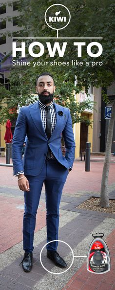 to learn how to step up your shine game. Looks Cool, Men Looks, Men Dress, Dress Shoes, Outfits Kombinieren, Suit Combinations, Outfits Hombre, Cyberpunk Fashion, Next Clothes