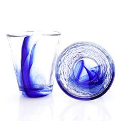 Murano Water Glass Set Of 4, $16, now featured on Fab.