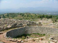 Mycenae / Mykenos / Mykeny