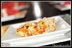 Cream Cheese Lasagna Rolls {Momma Joyce's Recipes}