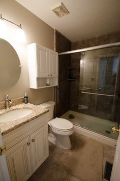 JB AFTER Bathtub Replacement Double Mirror And Bathtubs - Top bathroom remodels