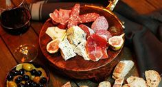 Our charcuterie board is the perfect treat for sharing #charcuterie #meat #cheese #bread #wine #sharing #GFP #DunLaoghaire #Swords #Malahide #food #yum #gourmetfoodparlour