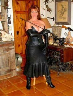 Mature lady next door