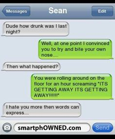 Funny Humor Quotes Hilarious Text Messages 36 Ideas For 2019 Funny Drunk Texts, Funny Texts Crush, Funny Text Fails, Drunk Humor, I Wasnt That Drunk Texts, Hilarious Texts, Drunk Fails, Crush Funny, Funny Humor