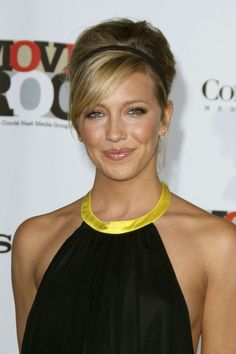 Katie Cassidy Her hair! Gorgeous!