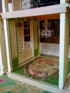 shuntla: Barbie House Revamp