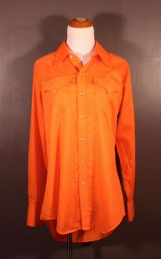 Rockmount western shirt, men's size M, available at our eBay store! $25
