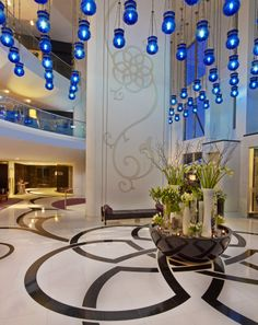 W Hotel lobbies | The W Doha Hotel Lobby