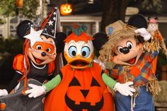 Mickey's Not-So-Scary Halloween Party 2019 - This Halloween join Mickey and his friends at the Magic Kingdom for 32 nights of not so scary fun at Mickey's Not-So-Scary Disney Halloween Party. Walt Disney, Disney Magic, Disney Style, Disney Trips, Disney Love, Disney Mickey, Mickey Mouse, Disney Parks, Disneyland Trip