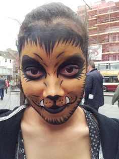 Wolf. Loba. Spiderman, Face And Body, Body Painting, Carnival, Wolf, Halloween Face Makeup, Princesses, Faces, Spider Man