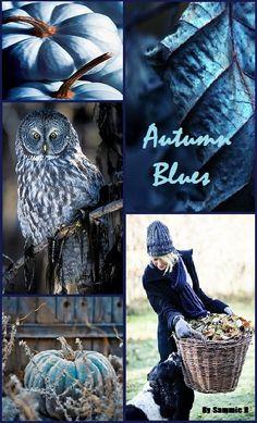Autumn Blues By Sammie R