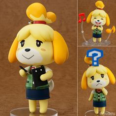 Isabelle Nendoroid on preorder!  So cute! Already bought mine (international shipping available)