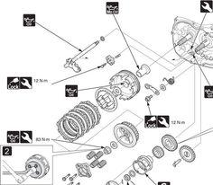 Como desarmar y armar un motor 4 tiempos de motocicleta