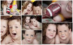 Siblings: great and simple shoot. Nothing but the beauty of these siblings. No crazy props, outfits or fluff! LOVE