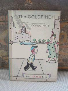 Se Il cardellino di Donna Tartt fosse un libro per bambini