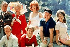 Gilligan's Island..loved watching this w/ my dad!