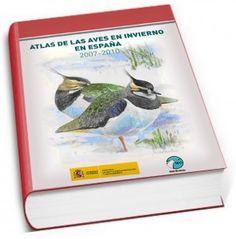 ATLAS DE LAS AVES EN INVIERNO EN ESPAÑA 2007-2010. Con dibujos de Juan Varela. Ofrece datos actualizados sobre 407 especies. Obra de referencia para nuevos estudios ornitológicos y una herramienta básica para la gestión de los espacios y la conservación de la biodiversidad en el territorio español. Más en http://zaragozaciudad.net/docublogambiental/2015/100101-atlas-de-las-aves-en-invierno-en-espana-2007-2010.php