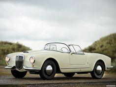 Lancia Aurelia Spyder (1954)