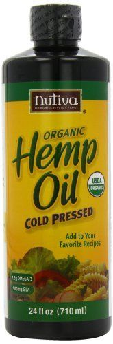 how to make hemp oil for cooking