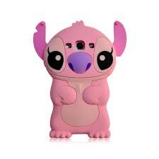 Pink Stitch- Samsung Galaxy S3 Phone Case