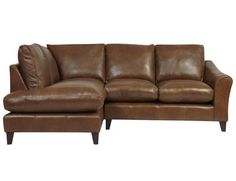 Baslow Leather                                     Corner Group - Left Hand