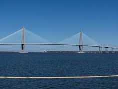 Charleston, bridge to Sullivan's Island