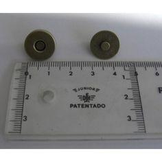 Fecho íman Ouro Velho c/ 1.8 cm