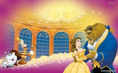 Disney,Beauty,And,The,Beast - And, Disney, The, Beauty, Beast
