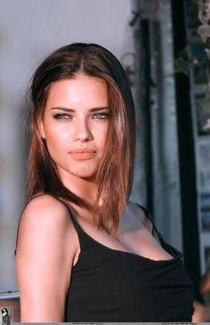 Adriana Lima candid