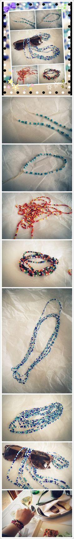 Color beads friendship 友情 knot^^ great memory fr school :p Enjoy!!  品嚐區 Fanpage: https://m.facebook.com/SAlleeesiu/?  分享link:  http://siusally.blogspot.hk/2014/06/salleeeaccessory-beads-of-color.html?m=1
