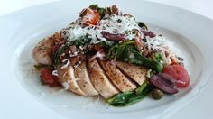 Sicilian Olive Chicken Healthy Meals, Healthy Recipes, Sicilian, Fresh Vegetables, Feel Better, Gourmet Recipes, Healthy Lifestyle, Paleo, Lose Weight