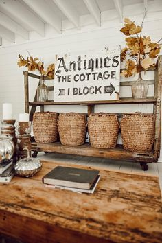 Fabulous and Fresh Farmhouse DIYS and Ideas are waiting to inspire you to create. All the newest happenings in the Farmhouse World ! Farmhouse Style Decorating, Farmhouse Decor, Country Decor, Antique Tv Stands, Kitchen Island Ikea Hack, Fresh Farmhouse, Modern Farmhouse, Magnolia Home Decor, Handmade Kitchens