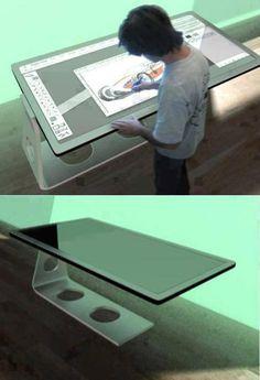 Tabletop computer