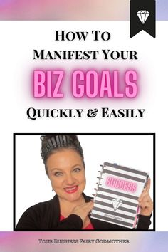 Goal Setting and manifestation go hand in hand. In this blog post I easily break down how you can set your goals with clarity. Business goals will manifest much quicker when you are crystal clear on who you are and what you do for WHOM. Find out how you can set clear business goals using my easy techniques. I love to break down complicated concepts using simple techniques. #GoalSetting Manifestation #Entrepreneurs
