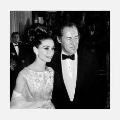 Hepburn And Harrison 11x17, $29, now featured on Fab.