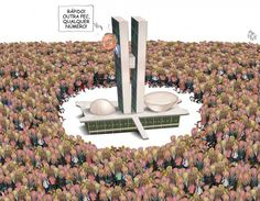 Renan Calheiros diz que Congresso está sintonizado com as Ruas