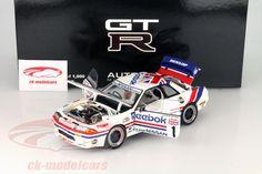 Nissan Skyline GT-R R32, Group A 1990, No.1, M.Hasemi / A.Olofsson, Reebok Team. Auto Art, 1/18, Limited Edition 1000 pcs. Price (2016): 190 EUR.