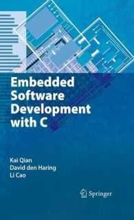 Embedded Software Development With C offers both an effectual reference for professionals and researchers, and a valuable learning tool for students by laying the groundwork for a solid foundation in the hardware and software aspects of embedded systems development.