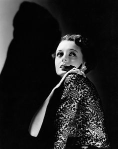 Actress Mary Astor stars as Gladys Russell in the 1935 film Page Miss Glory