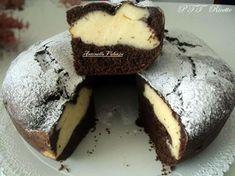 Italian Rum Cake, Italian Desserts, Sweet Desserts, Sweet Recipes, Muffins, Sicilian Recipes, Cake Fillings, Sweet Cakes, Creative Food